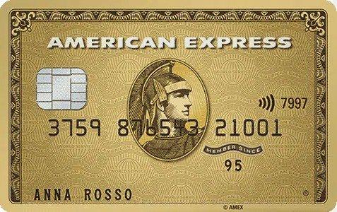 Carta Oro American Express: Come Averla, Costi, Plafond, Limiti. La Recensione