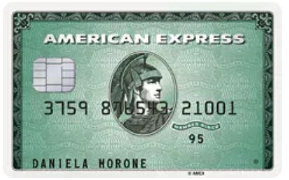 American Express Carta Verde | Carta Verde American Express