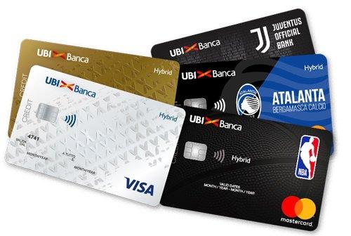 Carta di Credito Hybrid di Ubi Banca: Come Funziona, Costi, Tempo di Rilascio