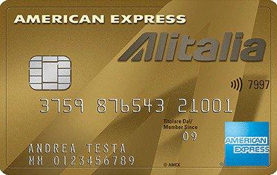 Carta Alitalia Oro American Express: funzioni, vantaggi, limiti e opinioni. La recensione
