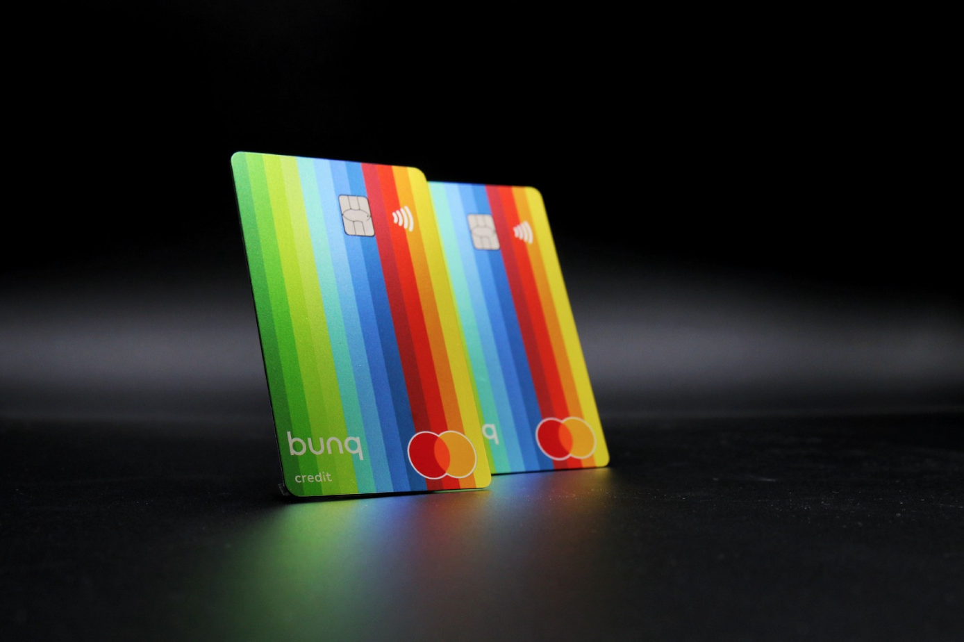 Bunq Travelcard