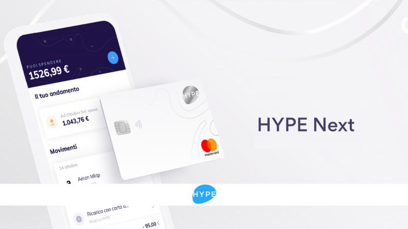 Carta Hype Next: Recensione della carta e come averla