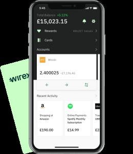 app wirex card