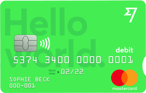 carta di credito gratuita transferwise