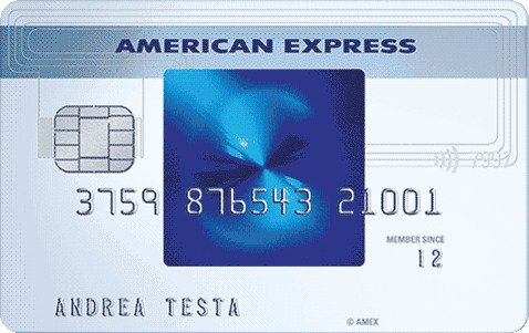 Carta American Express Blu