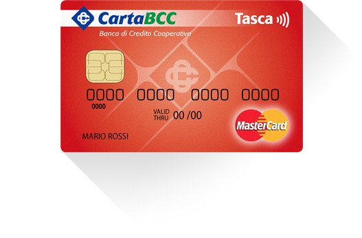 Carta Tasca BCC