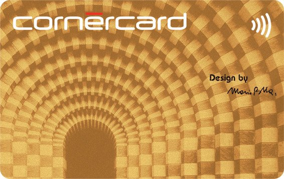 Cornercard Gold