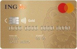 Mastercard Gold ING Direct