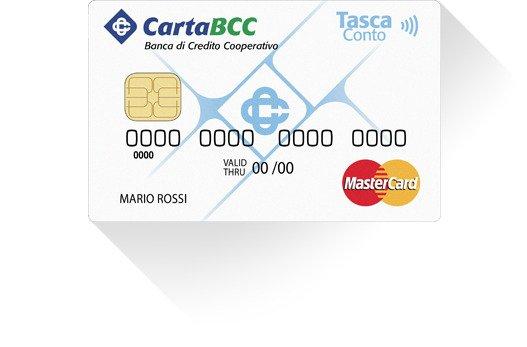 Carta Tasca Conto BCC