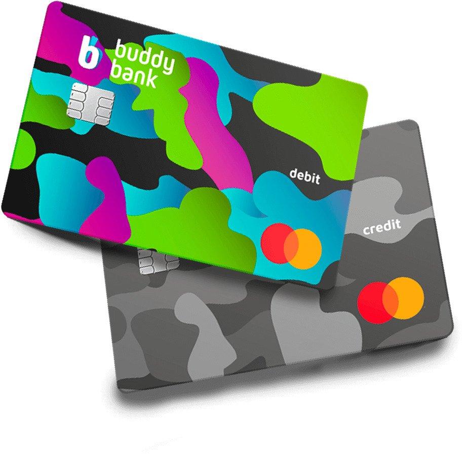 Le Carte di Debito BuddyBank