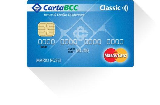 Carta di credito BCC Classic